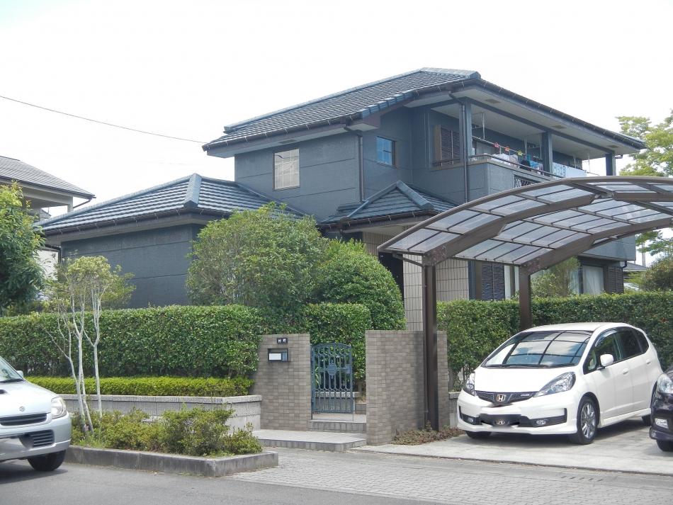 鹿児島県日置市伊集院町で住宅屋根外壁の塗装するなら東翔(とうしょう)塗装、防水