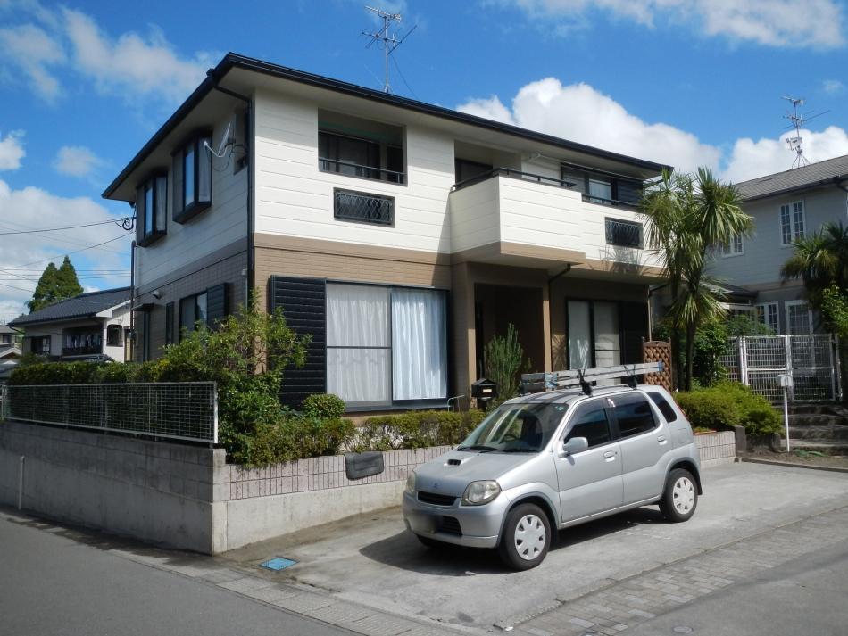 鹿児島市吉野町で住宅屋根外壁の塗装するなら東翔(とうしょう)塗装、防水