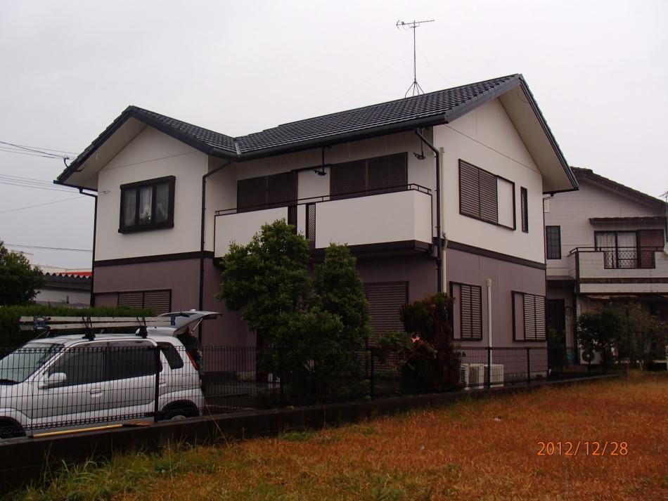 指宿市、南九州市、南さつま市、枕崎市で住宅屋根外壁の塗装するなら東翔(とうしょう)塗装、防水