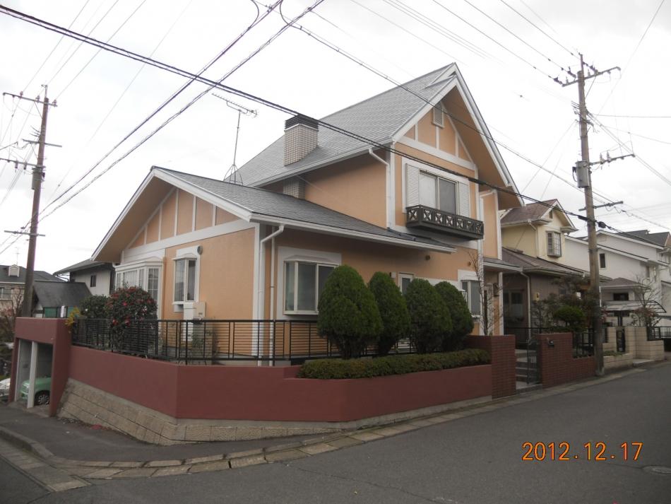 鹿児島市中山、霧島市で住宅屋根外壁の塗装するなら東翔(とうしょう)塗装、防水
