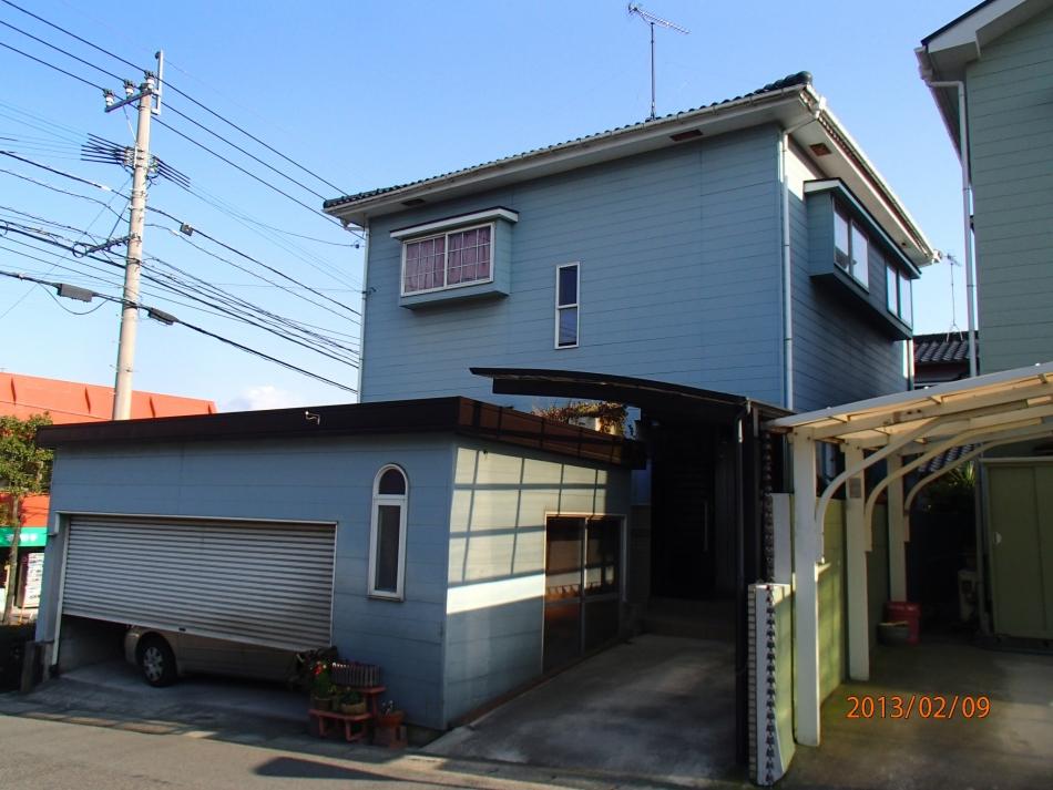 鹿児島市武岡で住宅屋根外壁の塗装するなら東翔(とうしょう)塗装、防水