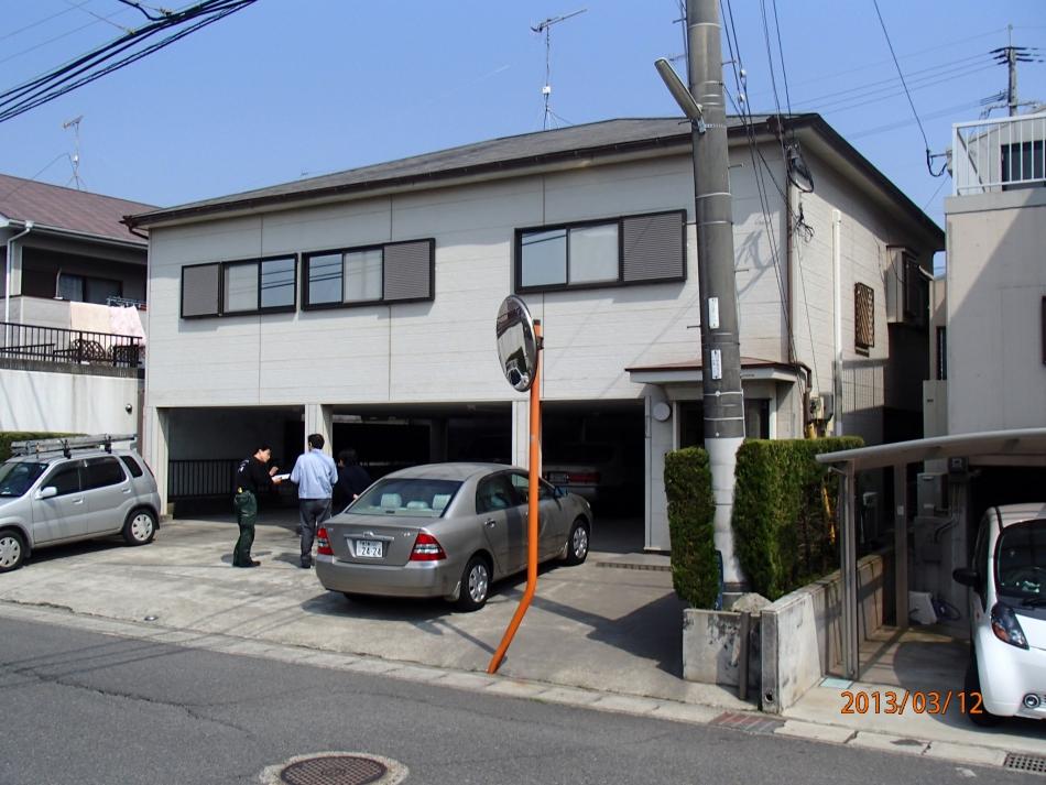 鹿児島県鹿児島市星ヶ峯で住宅屋根外壁の塗装するなら東翔(とうしょう)塗装、防水