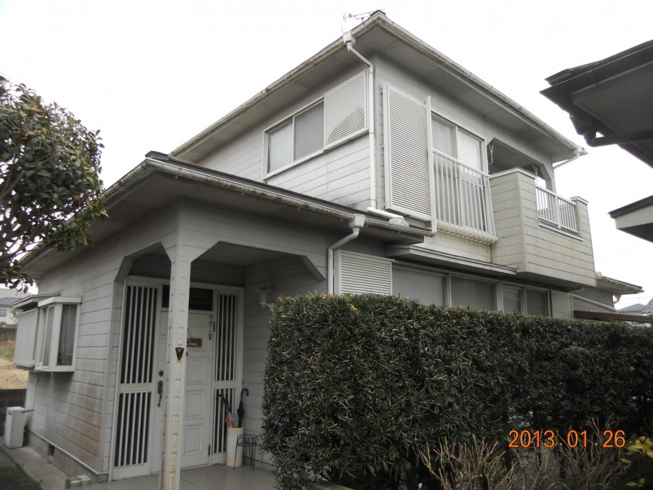 鹿児島県鹿児島市吉野町で住宅屋根外壁の塗装するなら東翔(とうしょう)塗装、防水