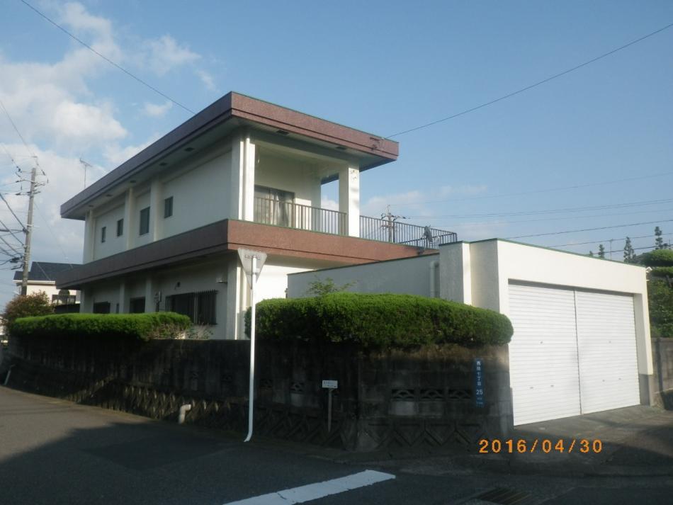 鹿児島県鹿児島市西陵で住宅屋根外壁の塗装するなら東翔(とうしょう)塗装、防水