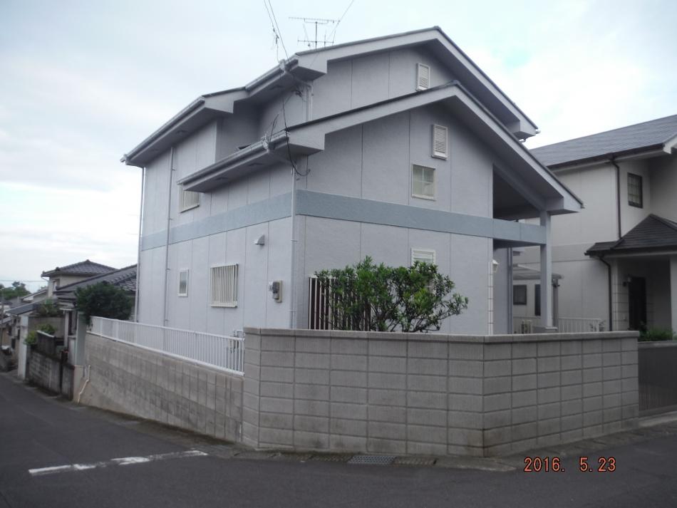 鹿児島県鹿児島市錦江台で住宅屋根外壁の塗装するなら東翔(とうしょう)塗装、防水