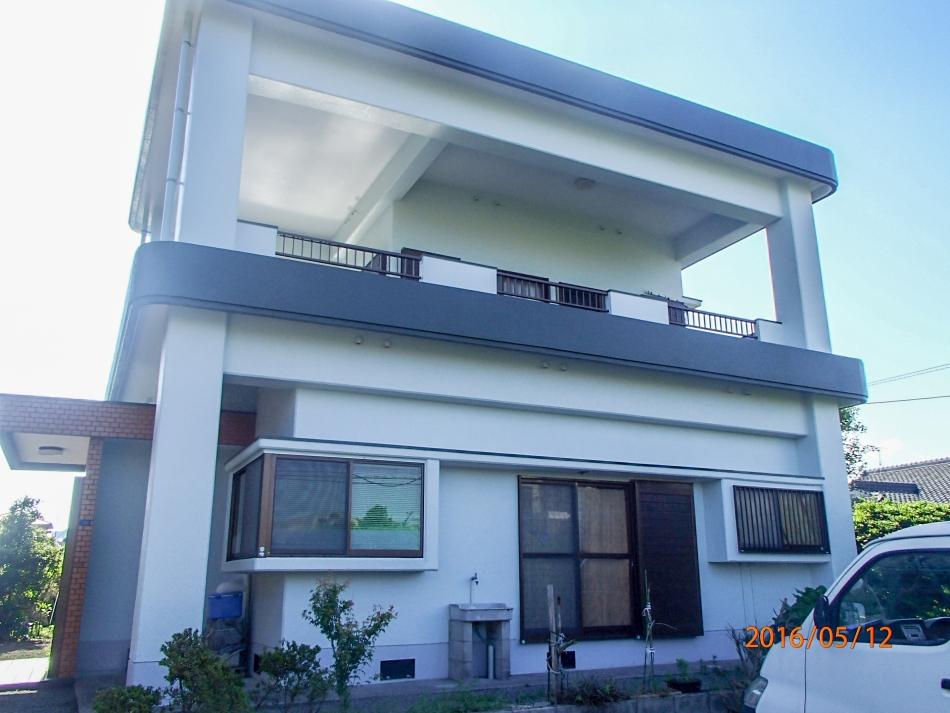 鹿児島県枕崎市で住宅屋根外壁の塗装するなら東翔(とうしょう)塗装、防水