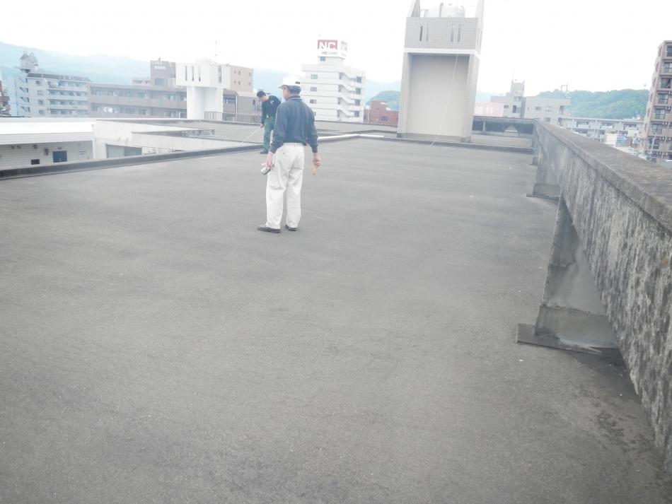 鹿児島でアパート、マンションの塗装するなら東翔(とうしょう)塗装、防水