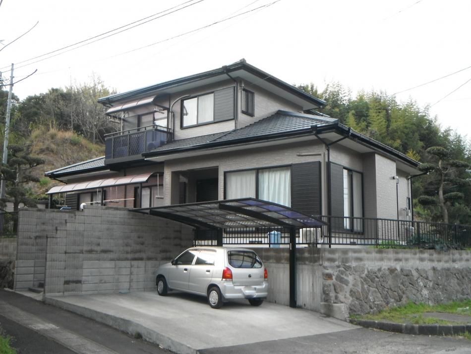 鹿児島県日置市で住宅屋根外壁の塗装するなら東翔(とうしょう)塗装、防水