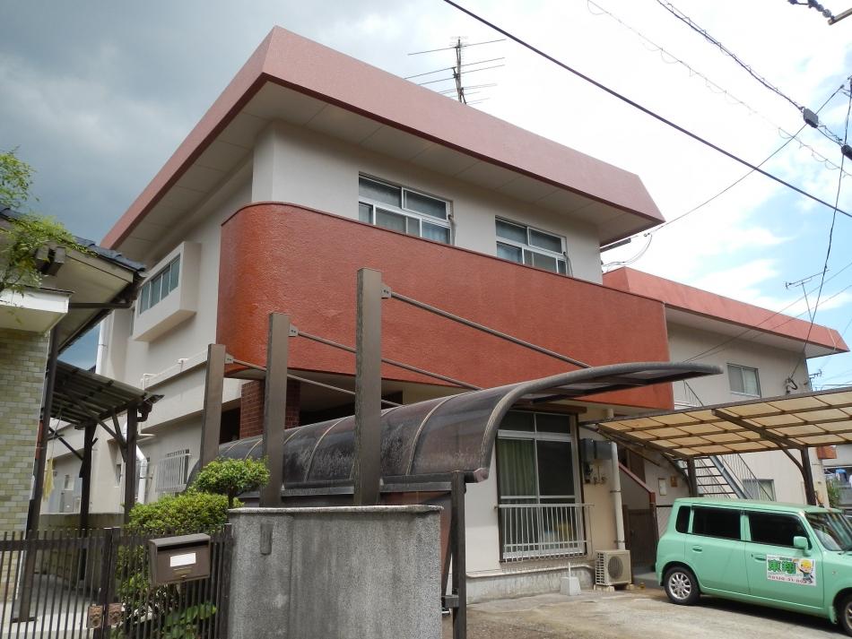 鹿児島市常磐で住宅屋根外壁の塗装するなら東翔(とうしょう)塗装、防水