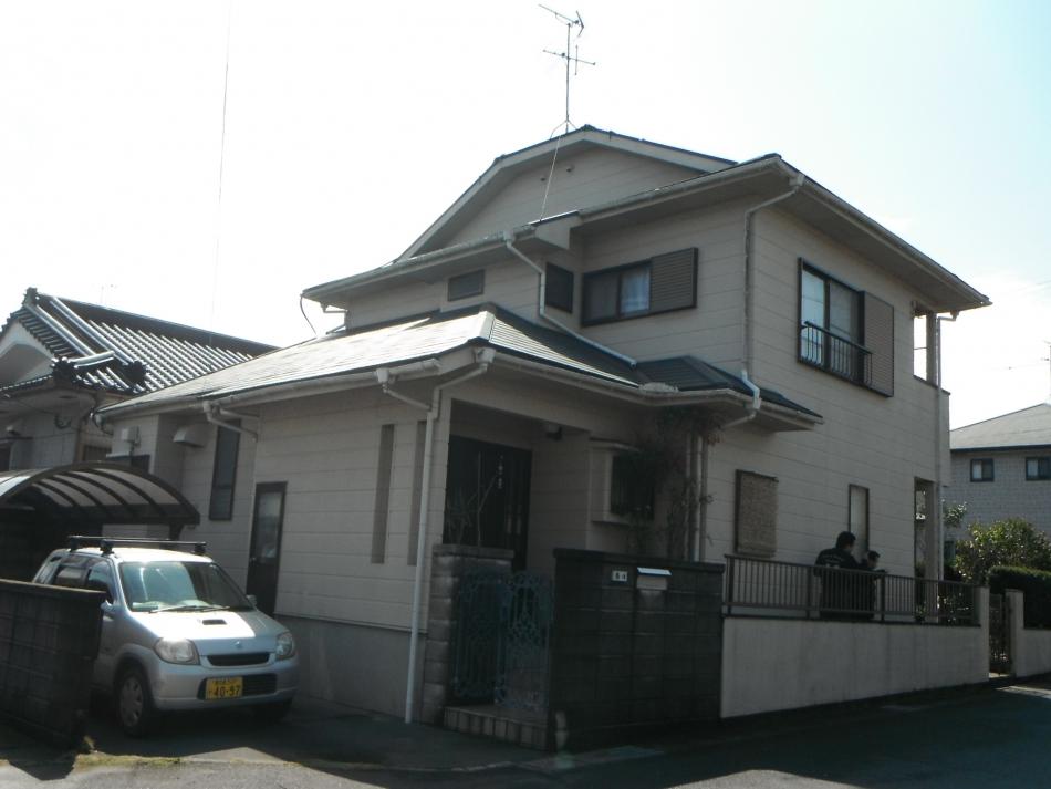 鹿児島市坂之上で住宅屋根外壁の塗装するなら東翔(とうしょう)塗装、防水