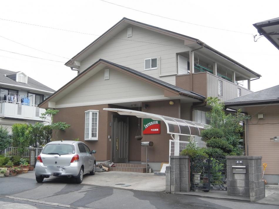 鹿児島市西陵で住宅屋根外壁の塗装するなら東翔(とうしょう)塗装、防水