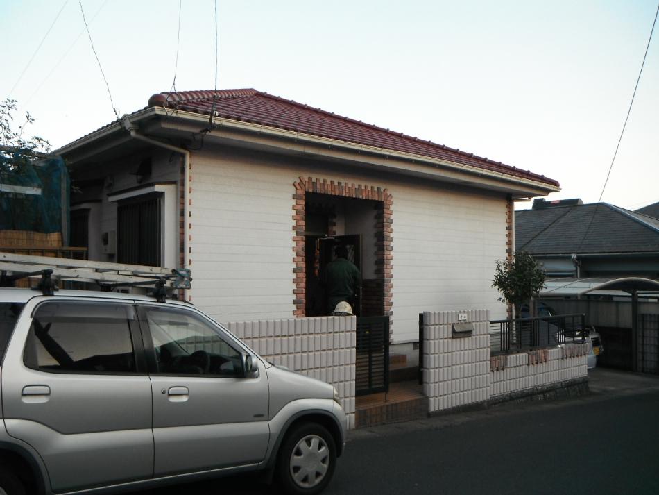 鹿児島県姶良市で住宅屋根外壁の塗装するなら東翔(とうしょう)塗装、防水